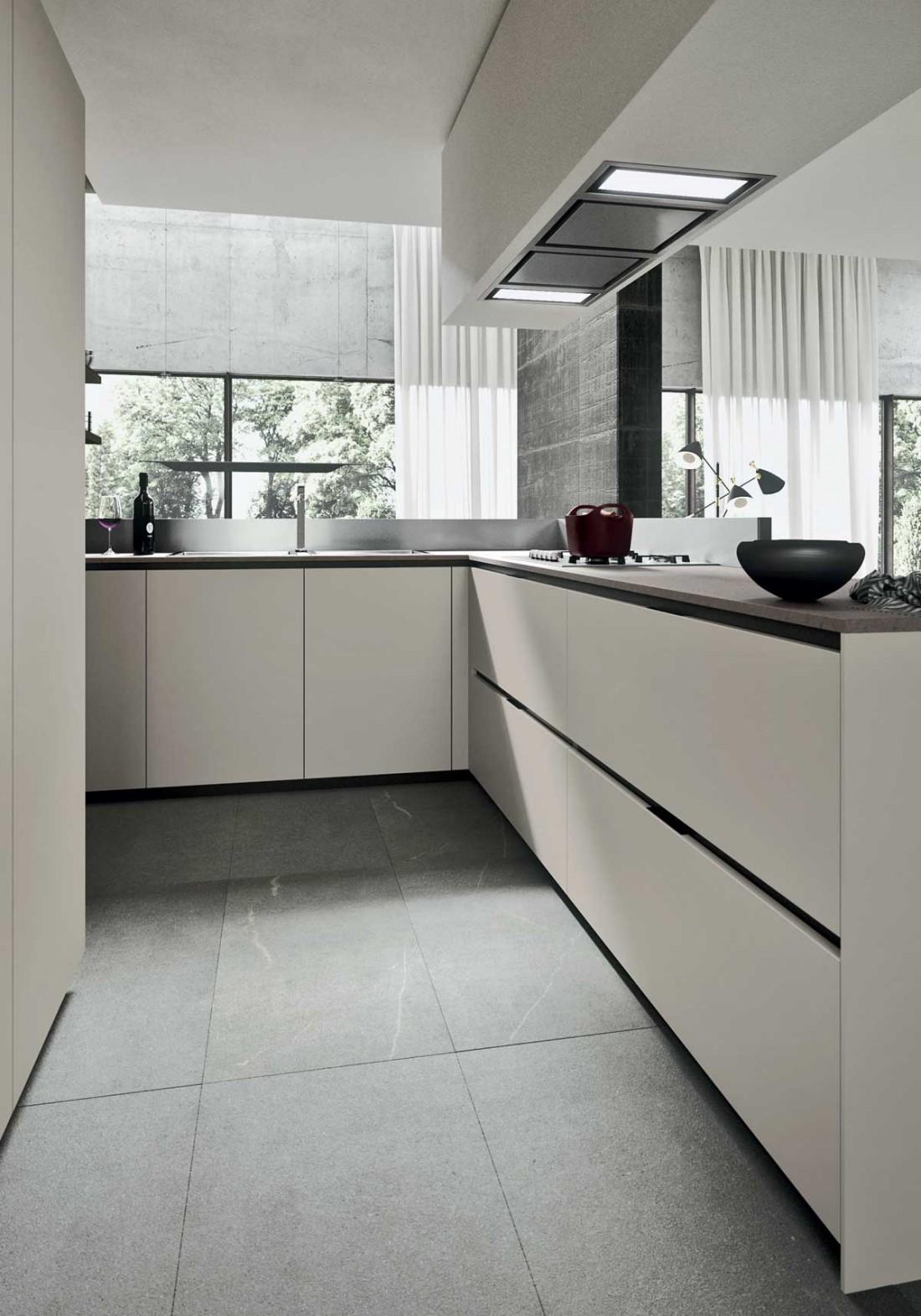 Cucina a vista design monza e brianza - Cucine a vista ...
