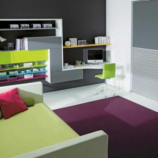 Camerette con letti Design