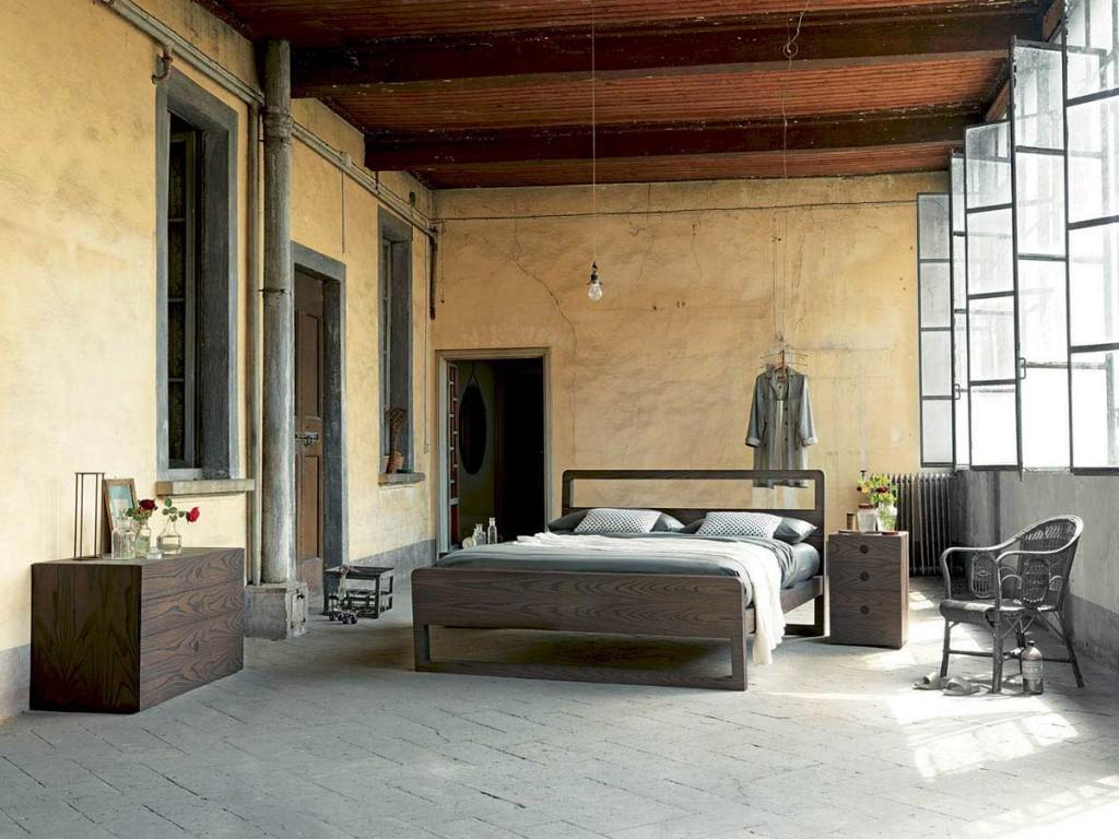 Letti in legno di design personalizzabili a Monza