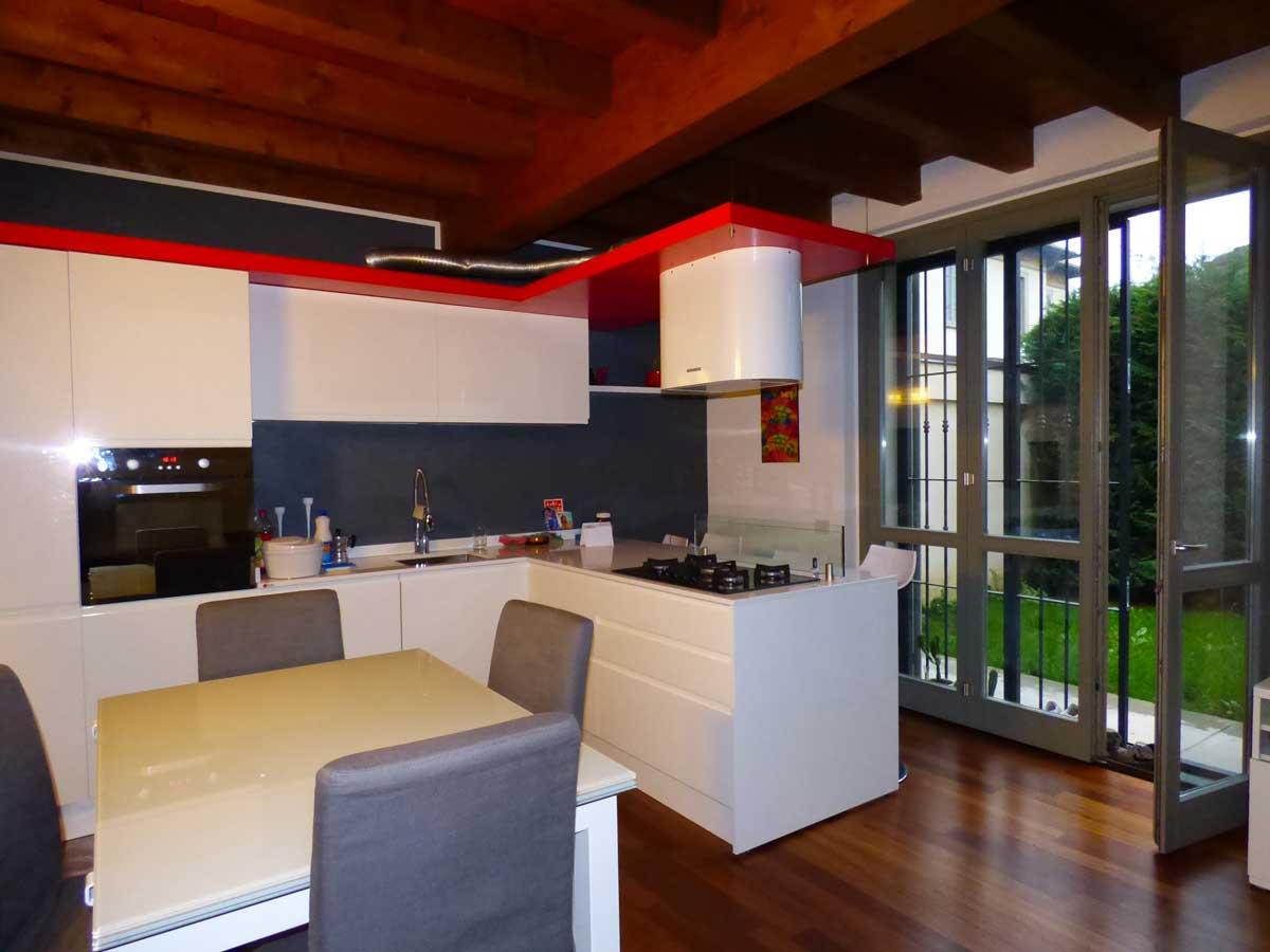 Appartamento Cavenago Brianza